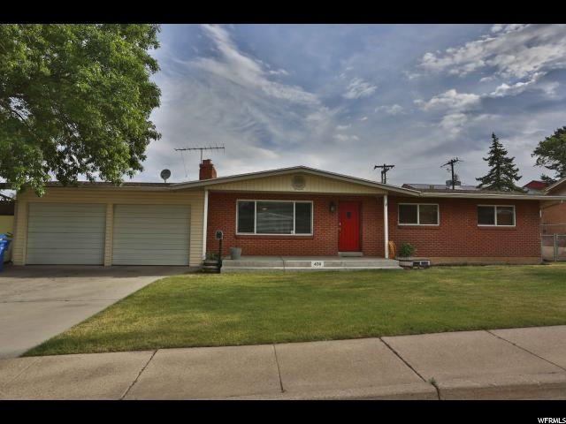 Single Family for Sale at 436 W 1185 N Sunset, Utah 84015 United States