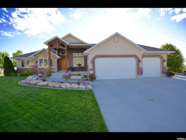 Single Family for Sale at 7161 N LAKE POINT Road Lake Point, Utah 84074 United States