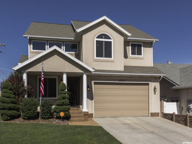 Home for sale at 4772 Redtail Hawk Bay, Holladay, UT  84117. Listed at 412000 with 3 bedrooms, 3 bathrooms and 3,575 total square feet