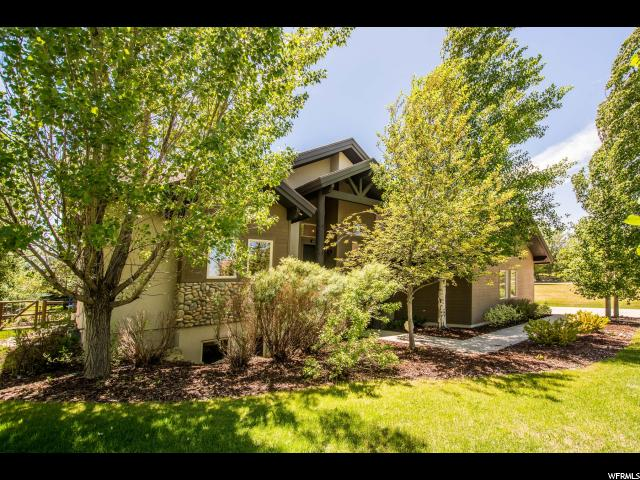 Single Family for Sale at 5878 TRAILSIDE LOOP 5878 TRAILSIDE LOOP Unit: 2 Park City, Utah 84098 United States
