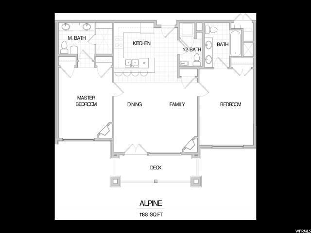 3793 BLACKSTONE DR Unit 3E Park City, UT 84098 - MLS #: 1457940
