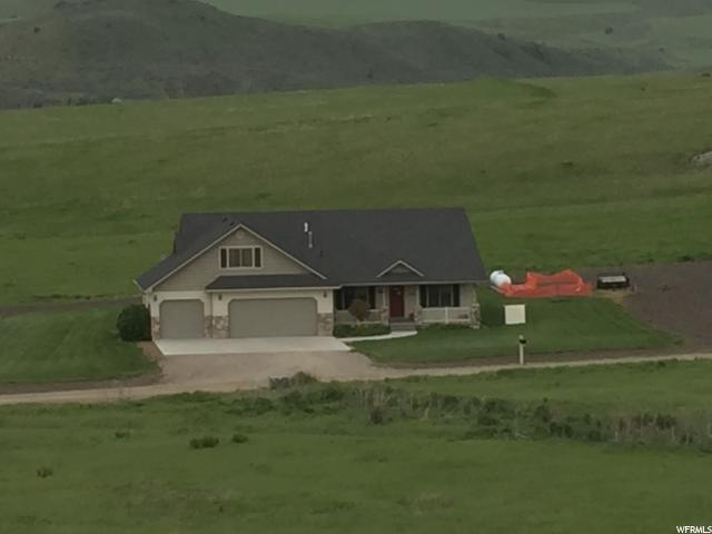 Single Family for Sale at 1294 N 7200 W Weston, Idaho 83286 United States