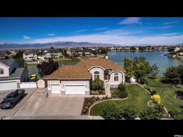 Single Family for Sale at 224 SPINNAKER Drive Stansbury Park, Utah 84074 United States