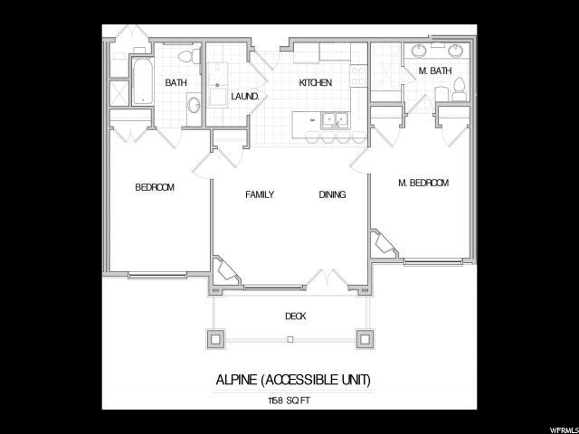 3793 BLACKSTONE Unit 1C Park City, UT 84098 - MLS #: 1457969