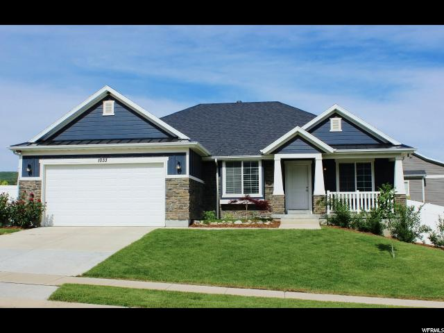 1033 N BEAR HOLLOW LN, Elk Ridge UT 84651