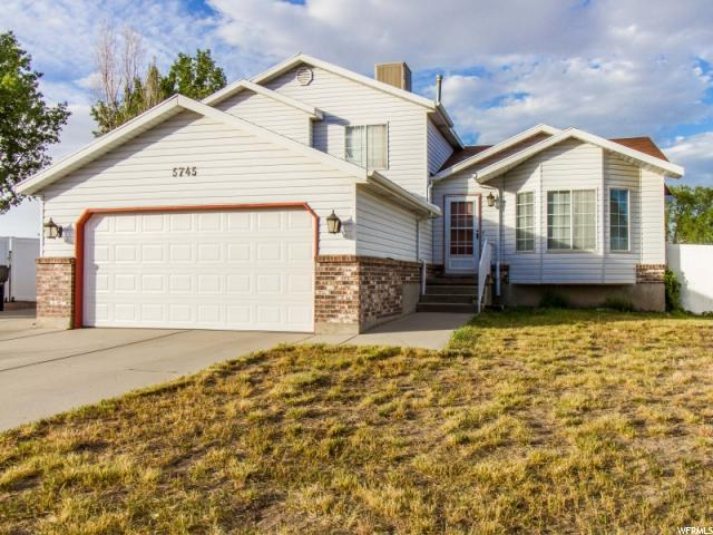 Single Family للـ Sale في 5745 S GARNER Court Kearns, Utah 84118 United States