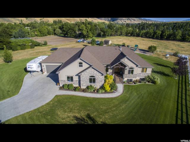 Single Family for Sale at 4676 W HOLLOW Nibley, Utah 84321 United States