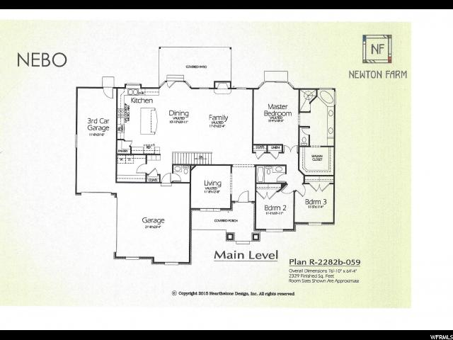 3676 S ROWAN CV Unit 126 West Valley City, UT 84128 - MLS #: 1458535