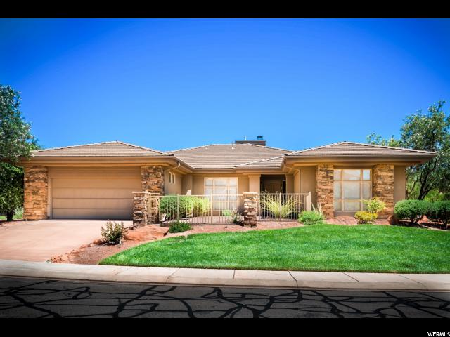 Single Family for Sale at 230 N TUACAHN Drive 230 N TUACAHN Drive Unit: 9 Ivins, Utah 84738 United States