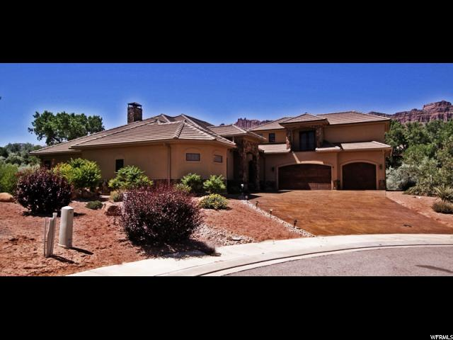 Unifamiliar por un Venta en 2520 S WILLOW CREEK Circle 2520 S WILLOW CREEK Circle Unit: 3 Moab, Utah 84532 Estados Unidos