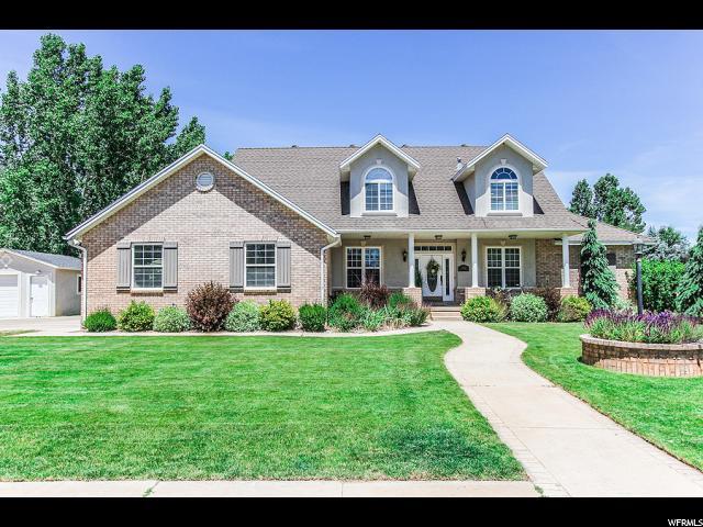 单亲家庭 为 销售 在 1362 MEMORY Lane 1362 MEMORY Lane Roosevelt, 犹他州 84066 美国