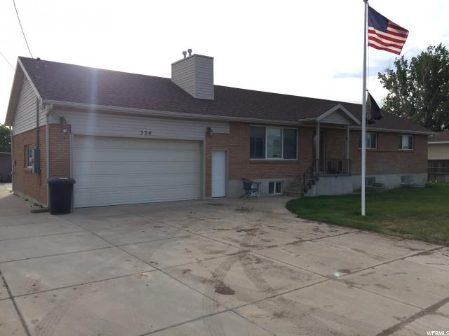 Single Family for Sale at 334 S 2000 W Syracuse, Utah 84075 United States
