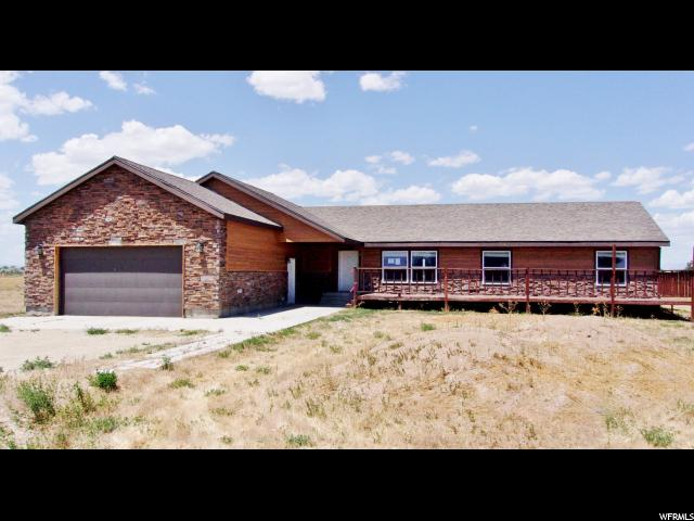 Single Family for Sale at 7624 S 6000 W Myton, Utah 84052 United States