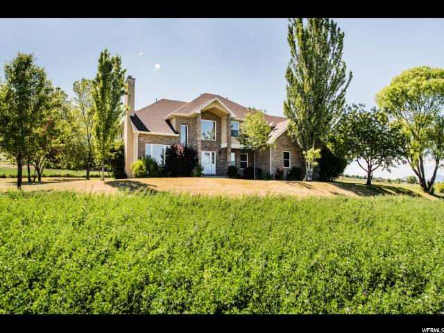 Single Family for Sale at 3021 S HIGHWAY 23 Mendon, Utah 84325 United States