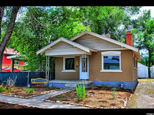 Home for sale at 420 E Blaine Ave, Salt Lake City, UT  84115. Listed at 229900 with 2 bedrooms, 1 bathrooms and 1,366 total square feet
