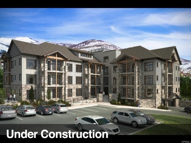 Condominium for Sale at 3793 BLACKSTONE Drive 3793 BLACKSTONE Drive Unit: 3G Park City, Utah 84098 United States