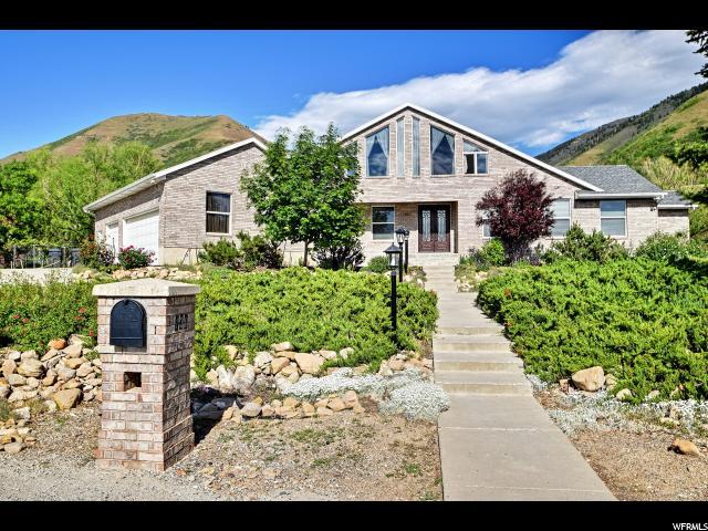 Single Family for Sale at 130 N 1900 E Mapleton, Utah 84664 United States