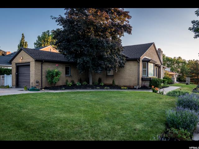 2176 E SUNNYSIDE AVE, Salt Lake City UT 84108