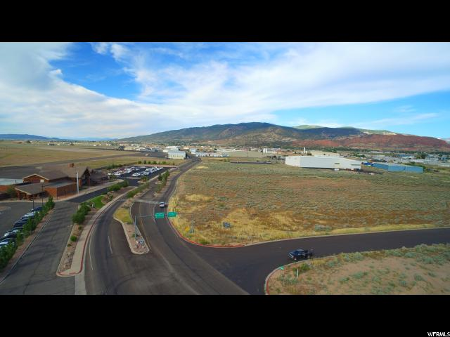 Land for Sale at 2565 AVIATION WAY Street 2565 AVIATION WAY Street Cedar City, Utah 84721 United States