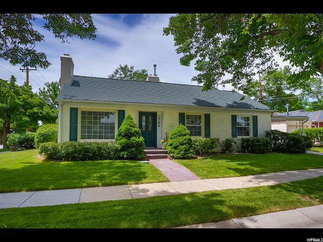Home for sale at 1766 E Cornell Cir, Salt Lake City, UT  84105. Listed at 459900 with 3 bedrooms, 2 bathrooms and 2,035 total square feet