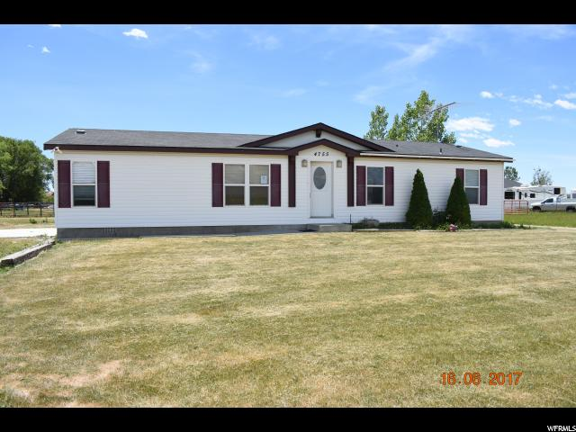 Single Family for Sale at 4755 W 6200 N Bear River City, Utah 84301 United States