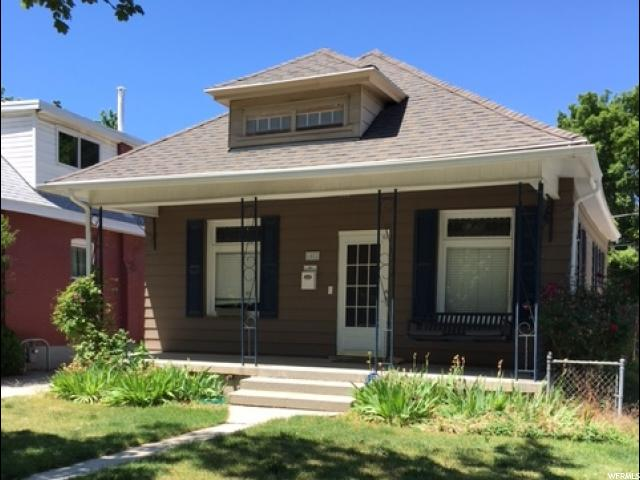 1402 S BLAIR ST., Salt Lake City UT 84115