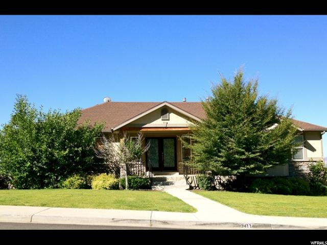Один семья для того Продажа на 3477 BEAR CANYON Lane 3477 BEAR CANYON Lane Cedar Hills, Юта 84062 Соединенные Штаты