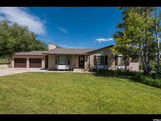 Single Family for Sale at 176 SPRING HOLLOW Lane Coalville, Utah 84017 United States