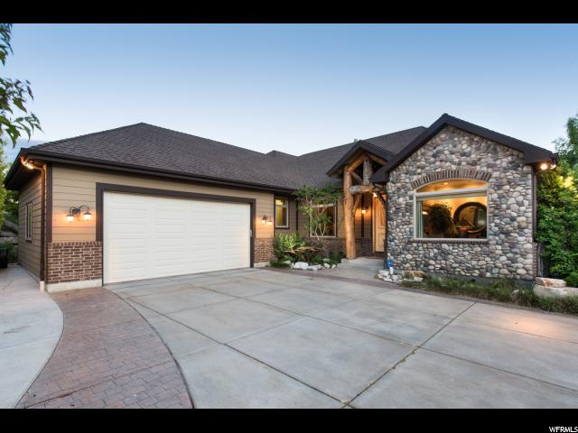 Single Family for Sale at 5530 W MOUNTAIN VIEW Drive Mountain Green, Utah 84050 United States