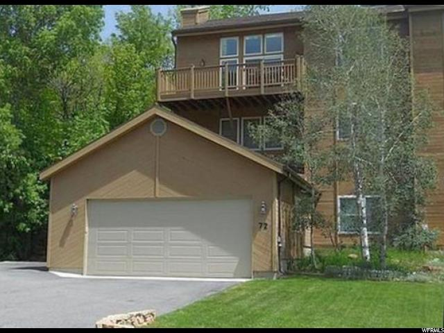 Twin Home for Sale at 72 N PIONEER FORK Road 72 N PIONEER FORK Road Salt Lake City, Utah 84108 United States