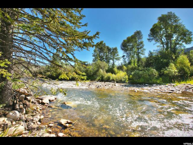 Land for Sale at 4411 WEBER CANYON Road Oakley, Utah 84055 United States