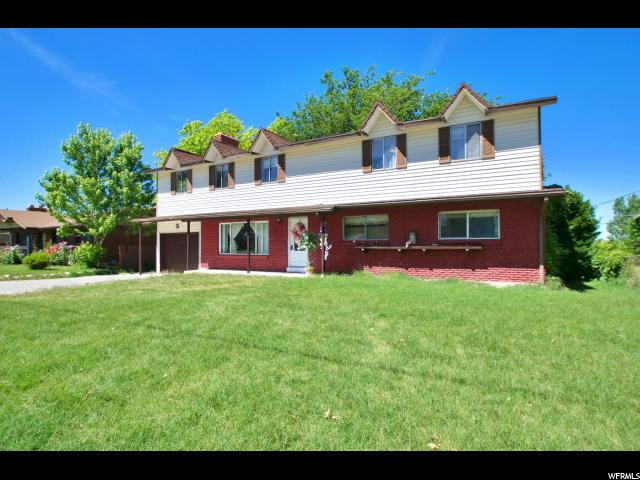 Single Family for Sale at 2155 N 250 W Sunset, Utah 84015 United States