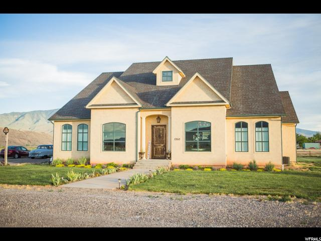 Single Family for Sale at 1350 E 600 S Richfield, Utah 84701 United States