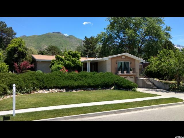 7851 S DAVINCI DR, Cottonwood Heights UT 84121