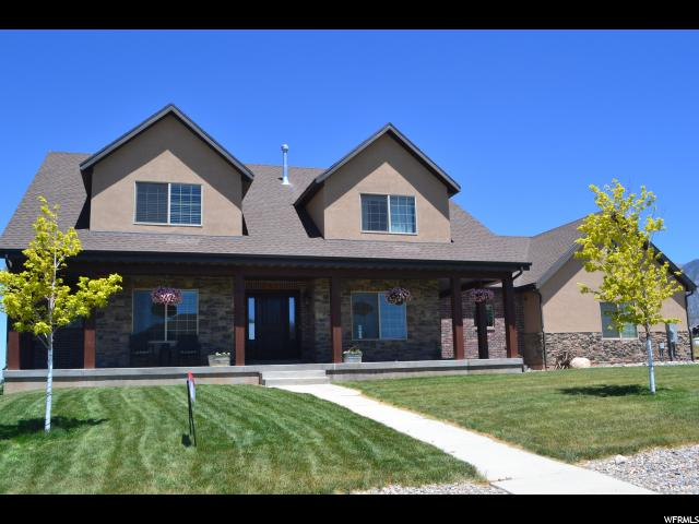 Single Family for Sale at 14 W 1450 S Mona, Utah 84645 United States