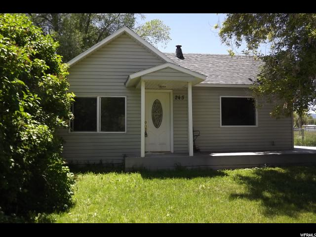 Single Family for Sale at 245 KOOTENAI 245 KOOTENAI Rockland, Idaho 83271 United States
