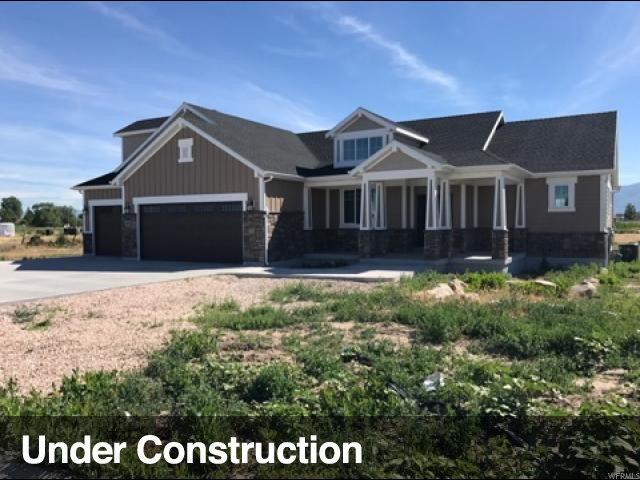Single Family for Sale at 4864 W JACQUELYN PARK Lane Taylor, Utah 84401 United States