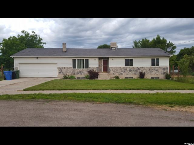 Single Family for Sale at 11 N MAIN Street Millville, Utah 84326 United States