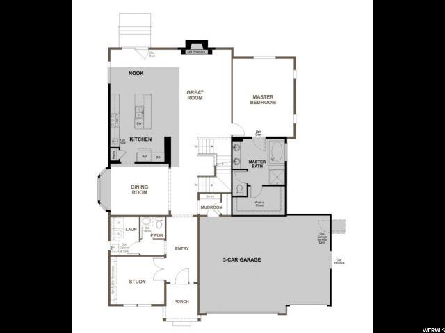 5641 W YUKON PARK LN Unit 2 Herriman, UT 84096 - MLS #: 1459298