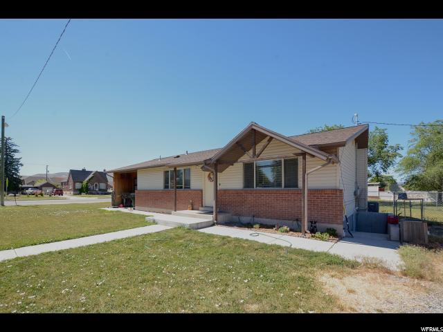 Один семья для того Продажа на 487 S MAIN Garland, Юта 84312 Соединенные Штаты