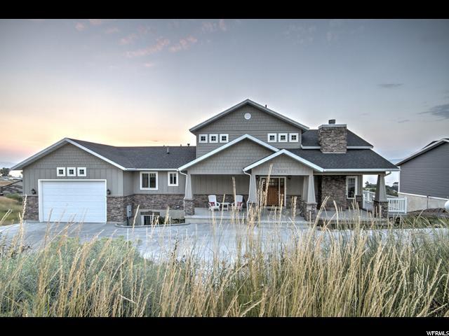 Single Family for Sale at 886 N BLACKBERRY Drive 886 N BLACKBERRY Drive Garden City, Utah 84028 United States