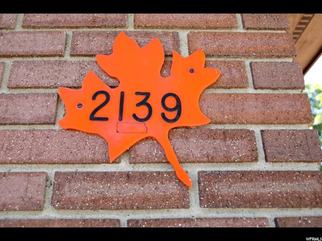 2139 RIDGEWOOD WAY Bountiful, UT 84010 - MLS #: 1459466