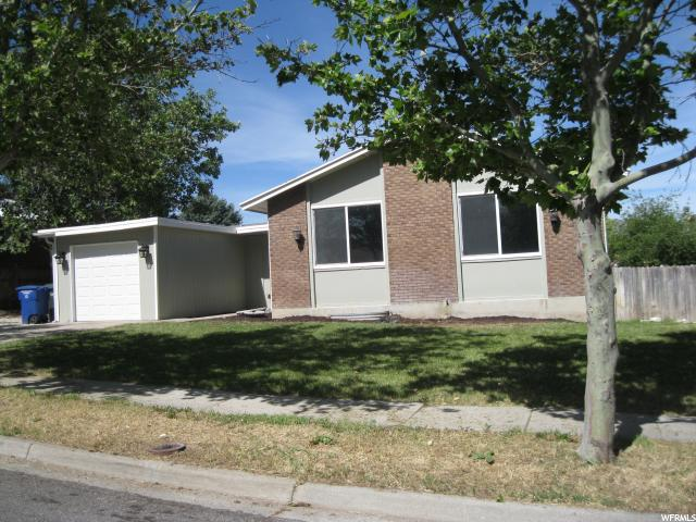 4168 S KING VALLEY WAY West Valley City, UT 84119 - MLS #: 1459472
