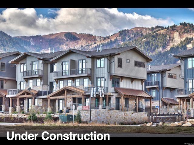 Condominio por un Venta en 3793 BLACKSTONE Drive 3793 BLACKSTONE Drive Unit: 3H Park City, Utah 84098 Estados Unidos