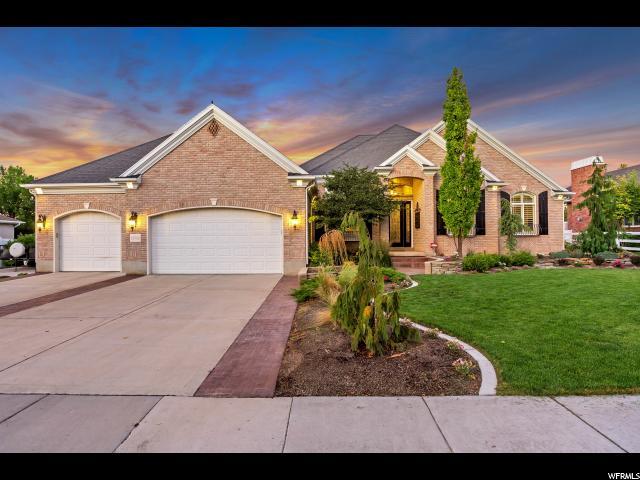 Single Family for Sale at 13753 S 4100 W Riverton, Utah 84065 United States