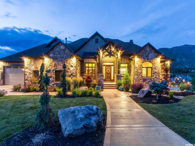 单亲家庭 为 销售 在 1126 E 5275 S South Ogden, 犹他州 84403 美国
