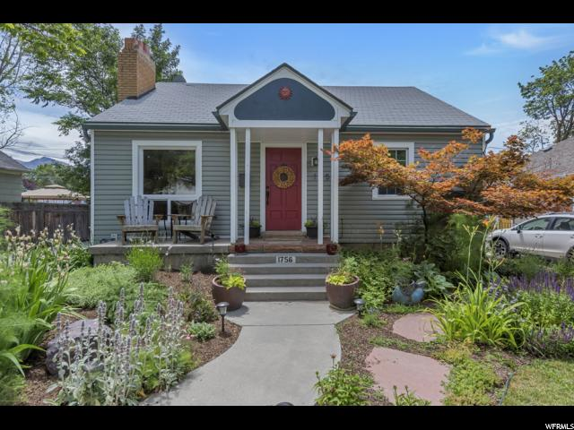 Home for sale at 1756 E Redondo Ave, Salt Lake City, UT  84108. Listed at 399000 with 4 bedrooms, 2 bathrooms and 1,807 total square feet