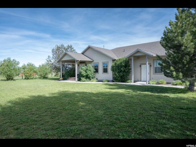 Single Family for Sale at 121 E 3400 (UPPER LOOP ROAD) N Marion, Utah 84036 United States