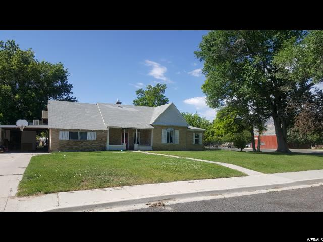 Single Family for Sale at 185 W MAIN Street 185 W MAIN Street Ferron, Utah 84523 United States