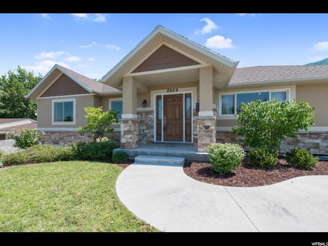 Home for sale at 2959 S 3435 East, Salt Lake City, UT 84109. Listed at 560000 with 5 bedrooms, 3 bathrooms and 3,248 total square feet